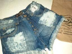 Título do anúncio: Bermuda Jeans Gata Gaiatta - ORIGINAL