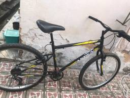 Bicicleta aro 26 seminova