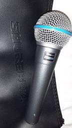 Vendo ou Troco Shure Sm 58 Beta 58 Original.