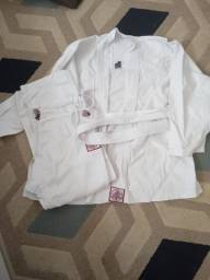 kimono Infantil keiko Raça