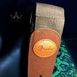 Correia Fender Profissional (Produto Novo!)
