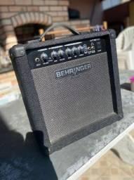 Título do anúncio: Amplificador para Guitarra VT15CD