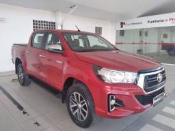Título do anúncio: Toyota Hilux Cabine Dupla Diesel SRV 2.8L Turbo (Aut)