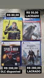 Título do anúncio: Jogos PS4 e PS5