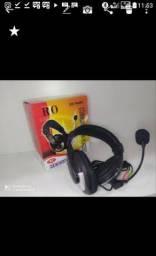 Headphone Rio cd 750 mv
