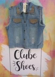 Título do anúncio: Jaqueta Jeans diversos tamnhos.