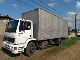 Título do anúncio: Venda caminhão bau