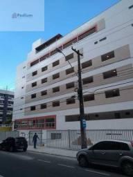Apartamento à venda com 1 dormitórios em Cabo branco, João pessoa cod:38271