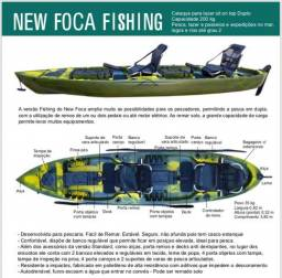 Caiaque New Foca Fishing caiaker