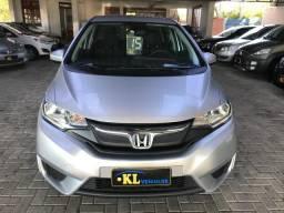 Honda Fit LX 1.5 CVT Automático (De único dono, Imposto 2019 pago) - 2015