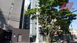 Apartamento com 1 dormitório para alugar, 32 m² por r$ 1.300/mês - portão - curitiba/pr
