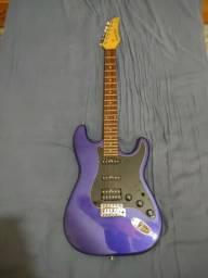 Guitarra Condor RX 30 Azul com Bag
