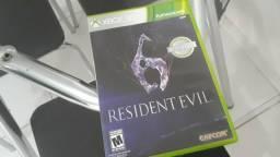Jogo xbox 360 resident evil 6 original