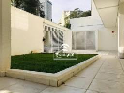 Apartamento com 2 dormitórios à venda, 46 m² por r$ 280.000,00 - jardim - santo andré/sp