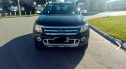 Ranger Limited 4x4 diesel - 2015