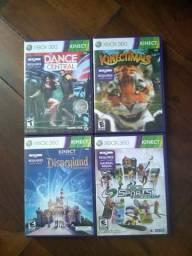 Jogos Originais para Xbox 360 Kinect