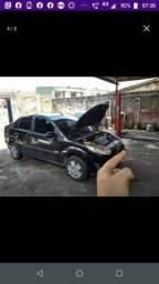 Ford Fiesta Sedan 1.6 class - 2012