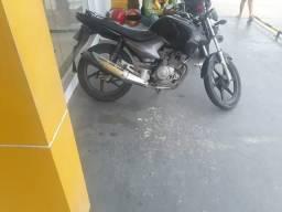 Vendo moto factor 125 ybr - 2010