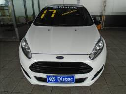 Ford Fiesta 1.6 sel hatch 16v flex 4p manual - 2017