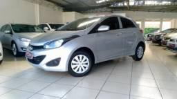 Hyundai HB20 Comfort - Prata - 2014