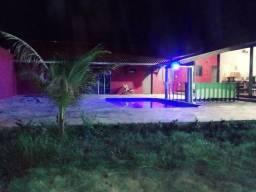 Área de lazer em Jardinópolis