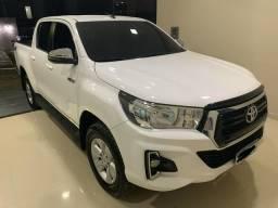 Hilux SR 18/19 diesel automatica - 2018