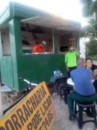 Vendo food em frente avenida Recife
