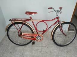 Raríssima Bicicleta Antiga Monark Luxo 1984 100% Original c/ Nota Fiscal