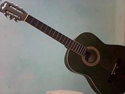 Violão Memphis Aquarelle Nylon Acústico Verde Fosco R$ 180,00