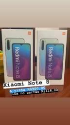 Xiaomi Note 8 64GB (Novos)