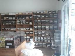 Vendo loja de produtos naturais
