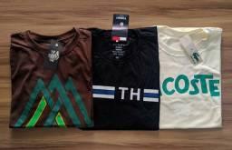 Camisetas atacado revenda R$12,90 cada