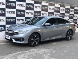 HONDA CIVIC 2017/2017 2.0 16V FLEXONE EXL 4P CVT - 2017