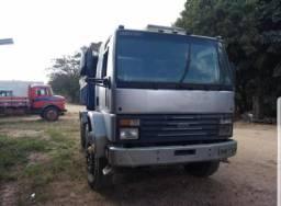 Caminhão Ford Cargo 2423 basculante - 1990