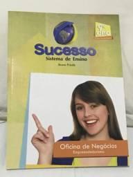 Livro Oficina de Negócios-Empreendedorismo
