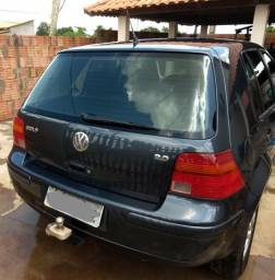 Golf 2.0, 2001, manual, com teto solar - 2001