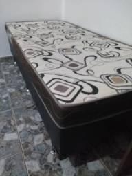 Cama Box Solteiro Ortobom
