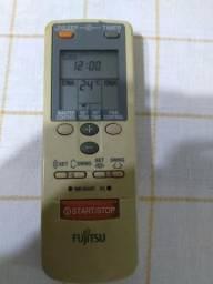 Controle remoto de ar condicionado Fujitsu