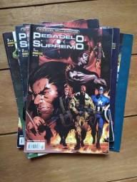 HQ Pesadelo Supremo Marvel Millennium
