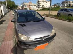 Vendo Peugeot 206 1.6 completo - 2004