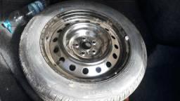 Vendo pneu aro 16 zerado