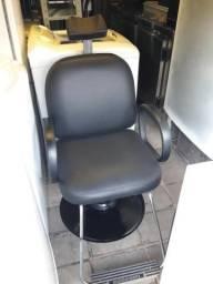 Cadeira Hidráulica e Reclinável FabriMovies