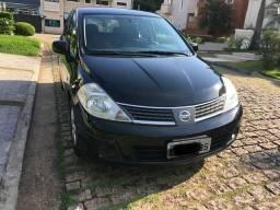 Nissan Tiida S flex Aut. Só venda - 2009