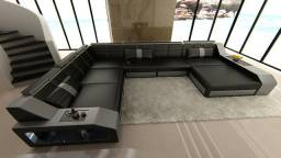 Sofa de alto padrão