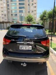Hyundai Vera Cruz 3.8 aut 7 lug preta - 2010 - 2010