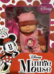 Boneca Minnie Mouse