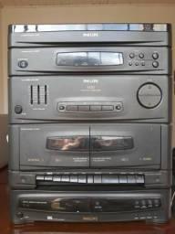 Aparelho de som 3x1 Philips
