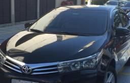Vendo Toyota Corolla 16/16 GLI Upper 1.8 completo Único dono GNV 5 geração - 2016