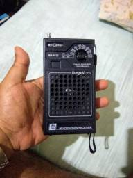 Rádio duas faixas Motobras Dunga VI