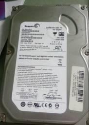 HD seagate 160 gigas para desktop